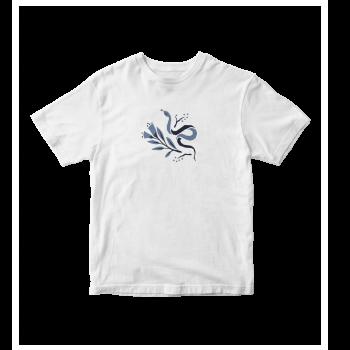 camiseta con recuadro